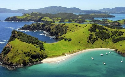 Bay of Islands top NZ holiday destination Kiwis want to visit