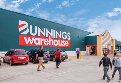 Bunnings Warehouse Trust Risk