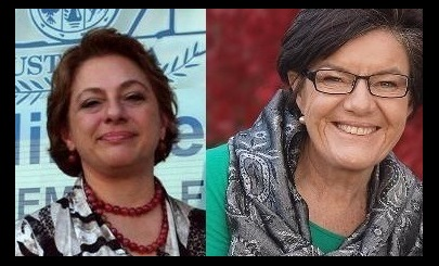 Cathy McGowam (Independent) v Sophie Mirabella (Liberal)