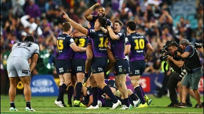 NRL Grand Final Viewership - Melbourne Storm NRL Premiers - 2017