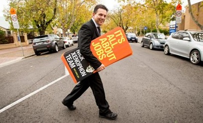 Nick Xenophon set to leave Federal Parliament